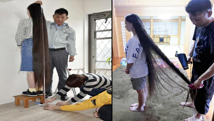 19 tahun tidak potong rambut | Sabah Post