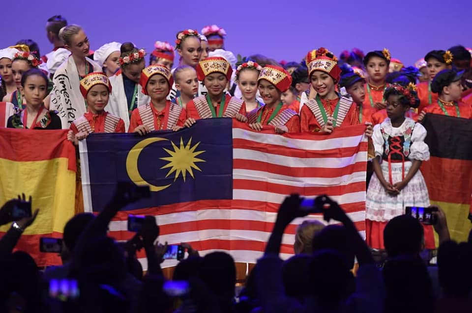 Dance World Cup Malaysian Qualifier 2020 | Swaktari SK dan