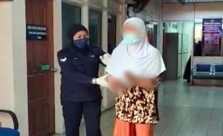 Ibu Tunggal 9 Anak Dijatuhi Hukuman Mati Mandatori